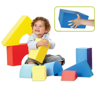 Edushape Giant Blocks - 32 Piece Set - Free Shipping