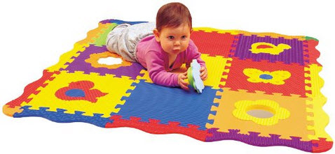Edushape Play & Sound Mat - Free Shipping