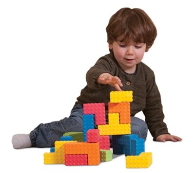 Sensory Puzzle Blocks - Free Shipping