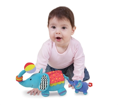 Edushape Soft Elephants - Free Shipping