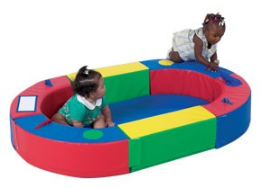 Elliptical Playring Soft Climber for Kids