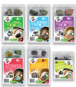 Explore With Me Geology Set of 6 - Out of Stock