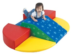 Exporama Soft Play Set