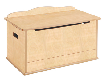 Expressions Natural Toy Box - Free Shipping