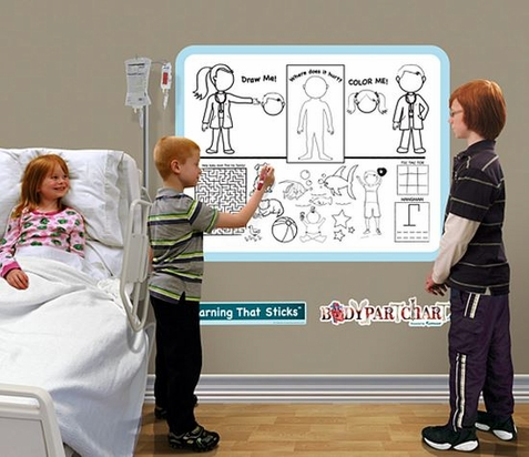 Fathead Extra Large Activity Board Wall Decal