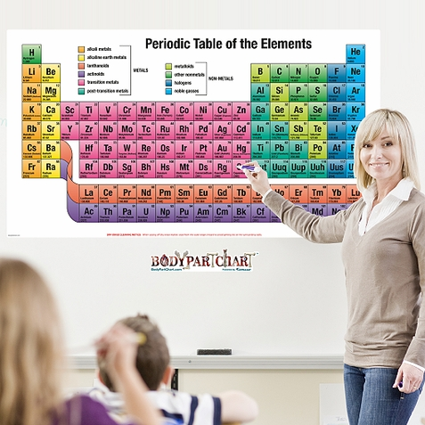 Fathead Extra Large Periodic Table of the Elements Wall Decal