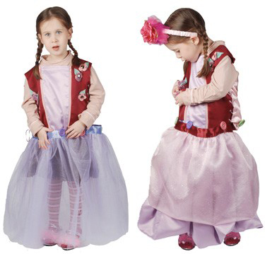Fairy Princess Dressing Vest