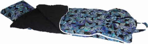 Fancy Butterflies Sleeping Bag