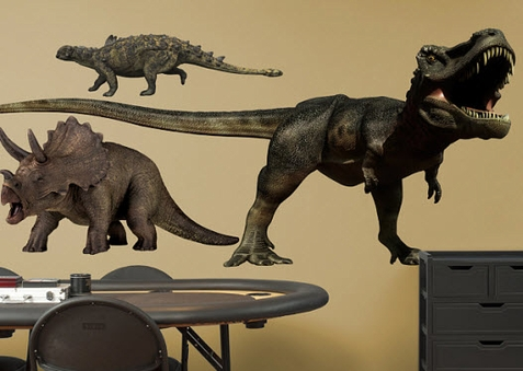 Fathead Dinosaurs Decal Group Two
