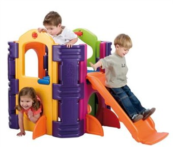 ECR4Kids Feber Activity Park Climbing Toy