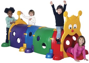 "ECR4Kids Feber ""Gus"" Climb-N-Crawl Caterpillar"