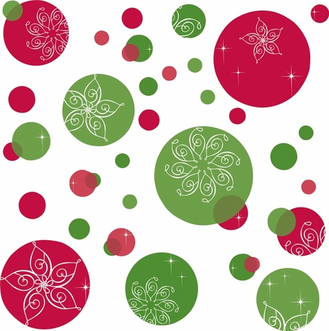 Festive Dots Peel & Stick Wall Decals