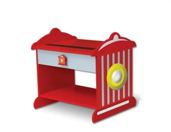 KidKraft Fire Truck Night Stand