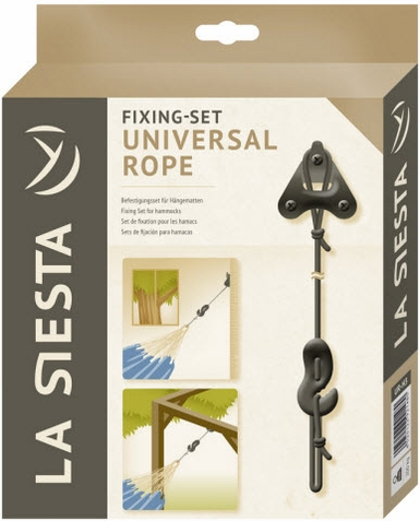 Universal Rope Fixing Set For Hammocks - Free Shipping