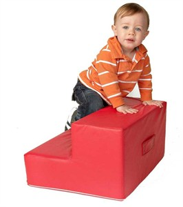 Foamnasium Toddler Vinyl Covered Foam Soft Step