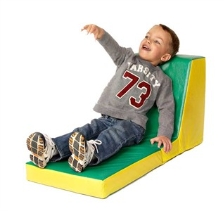 Foamnasium Vinyl Covered Foam Kids Video Lounger
