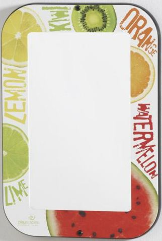 Fruit Acrylic Wall Mirror