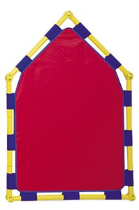 "Gable PlayPanel 31"" x 48"" - 4 Color Choices"