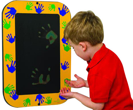 Goldenrod Hands-On Magic Wall Toy