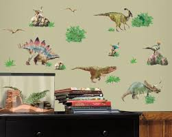 RoomMates Group of Dinosaurs Wall Decals