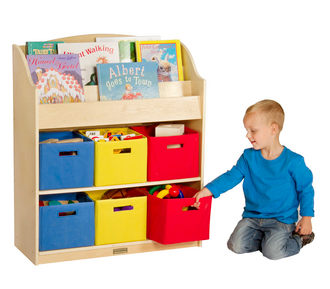 Book and Bin Storage - Out of Stock