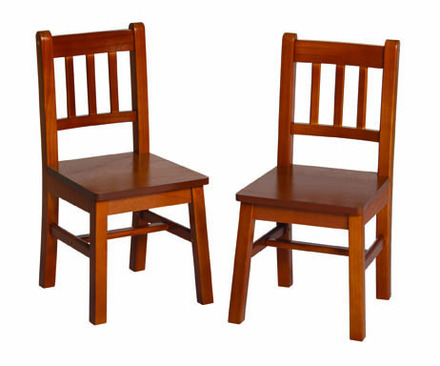 Guidecraft Mission Chairs