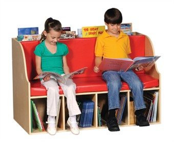 Sit and Store Reading Center