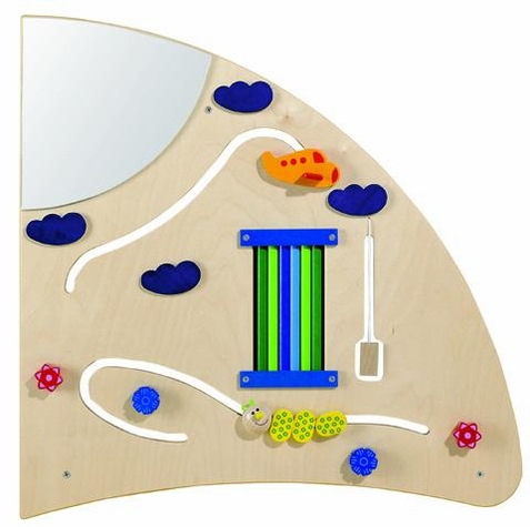 Haba Right Panel Learning Wall Toy