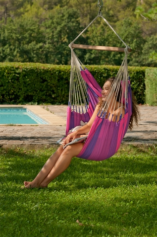 Hammock Chair Basic Orqiudea Apricot - Free Shipping