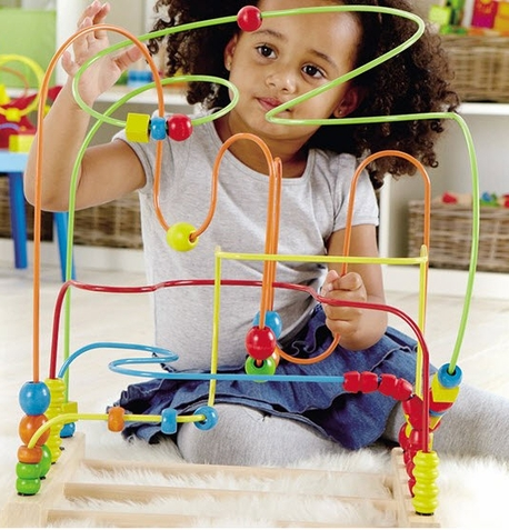 Hape Original Supermaze Rollercoaster Toy - Out of Stock