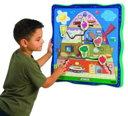 Healthy House Wall Toy