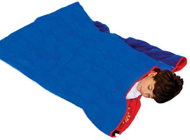 Heavy Sleeper Weighted Sleeping Bag Solid