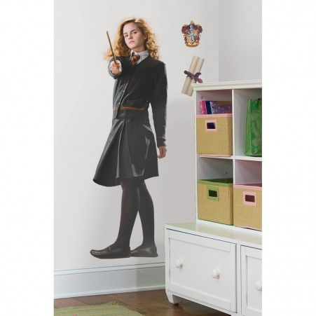 Hermione Peel & Stick Giant Wall Decal