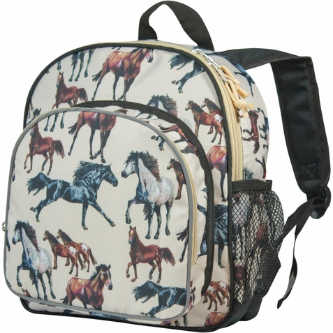 Horse Dreams Pack 'n Snack Backpack - Free Shipping