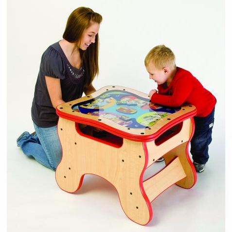 Hospital Adventure Activity Table