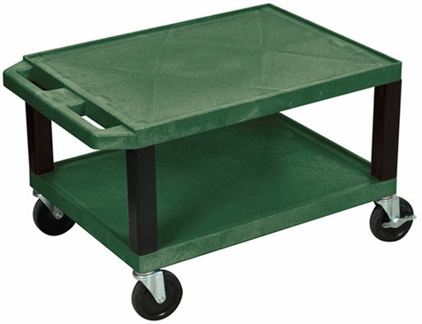 Hunter Green Tuffy Short Utility Cart