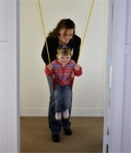 Indoor Strap Swing