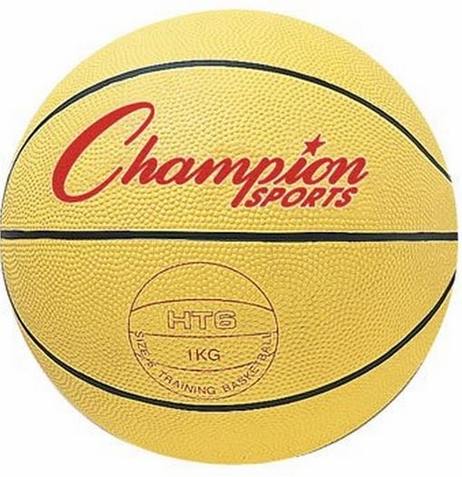 Champion Sports Intermediate Size Weighted Basketball Trainer