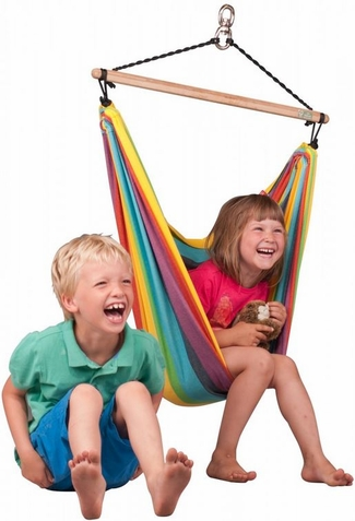 La Siesta Iri Children's Hammock Swing