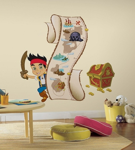 Jake and the Never Land Pirates Growth Chart