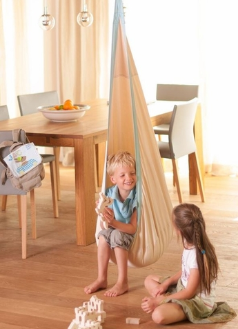 Joki Elephant Organic Hanging Crow's Nest Swing - Out of Stock