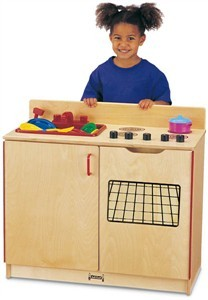 Jonti-Craft 2 in 1 Pretend Play Kitchen