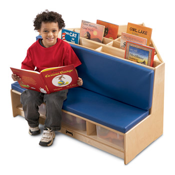 Jonti-Craft Corner Literacy Nook