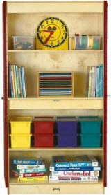 Jonti-Craft Deluxe Storage Closet