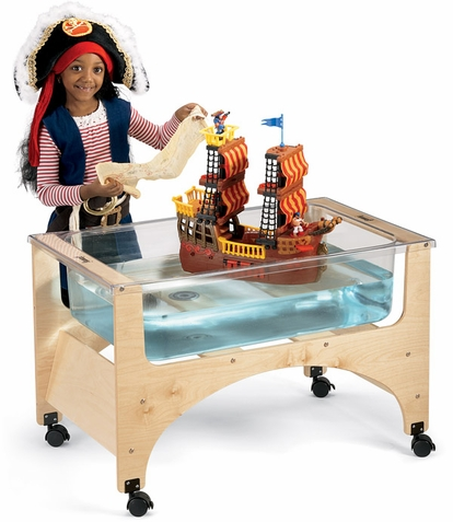 Jonti Craft See-Thru Sand and Water Table
