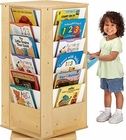 Jonti-Craft Small Revolving Literacy Tower