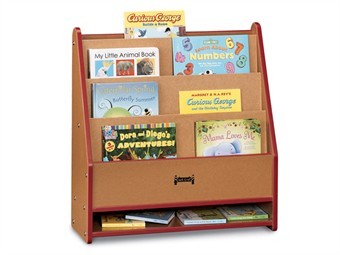 Sproutz Toddler Pick-A-Book Stand