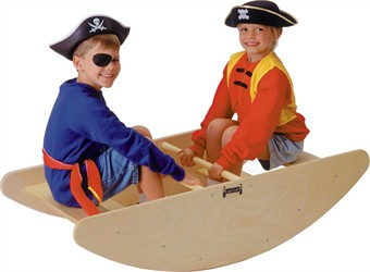 Jonti Craft Step Rocking Boat - Free Shipping