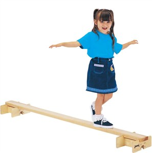 Jonti-Craft Wood Balance Beam