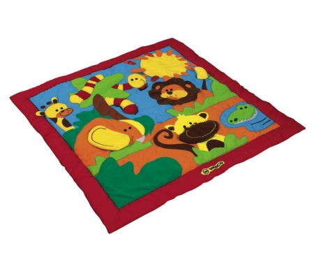 WESCO Jungle Activity Mat